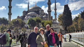 Istanbul Blue Mosque Tour