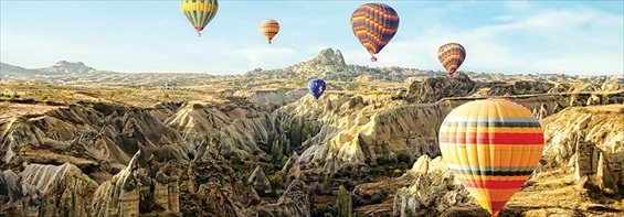 Istanbul and Cappadocia Highlights (5 days)